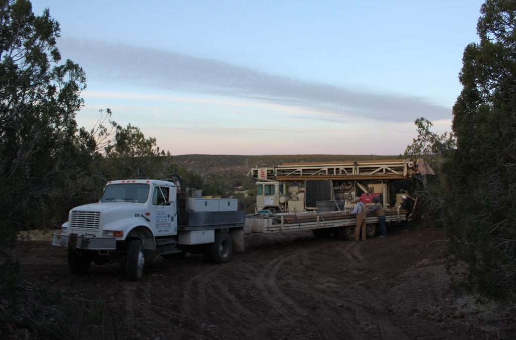 9. Drilling a Well For Our Arizona Farm